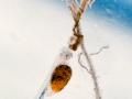 На четвертый день у личинок Pterophyllum scalare хорош